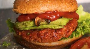 Meat-Free Burger Recipe