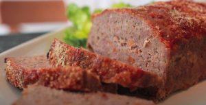 Meatloaf al Italiano Recipe