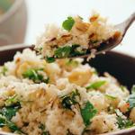 mediterranean cauliflower rice recipe