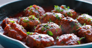 Mexican Style Meatballs Recipe