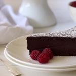 mini flourless chocolate cakes recipe