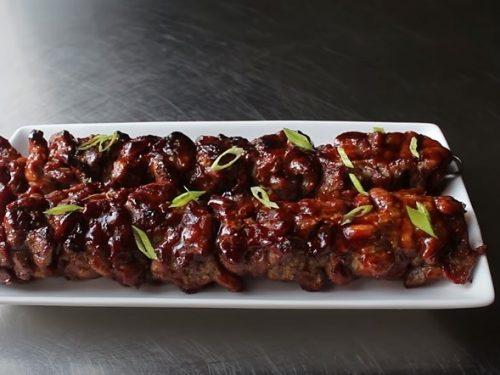 mongolian pork skewers recipe