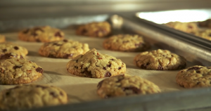 Nutty Chocolate Chip Cookies Recipe
