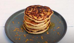 Olive Oil Pancakes Recipe