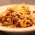 one pan taco macaroni and cheese recipe