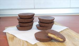Peanut Butter Cups Recipe (Reese's Copycat)
