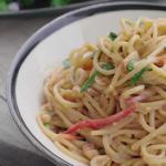 peanut ginger noodles recipe