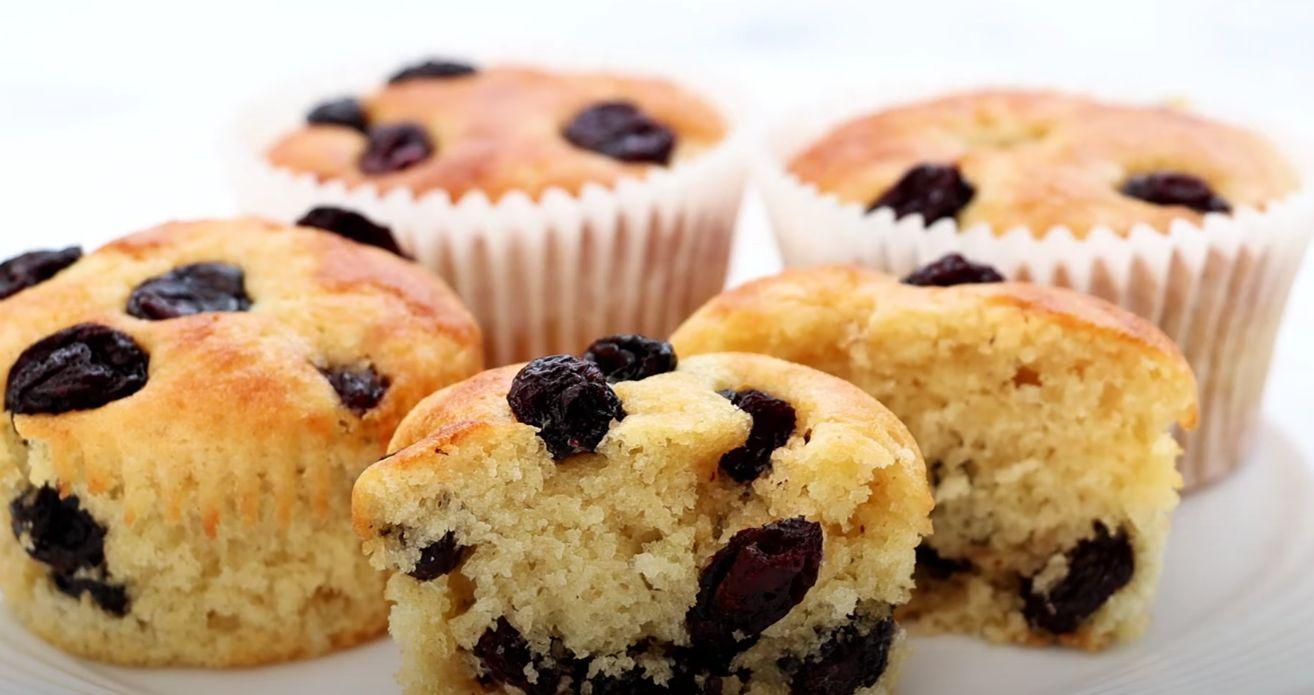 Pick-Me-Up Muffins Recipe