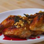 pomegranate chicken recipe