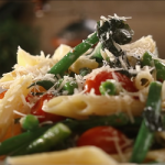 pressure cooker pasta primavera recipe