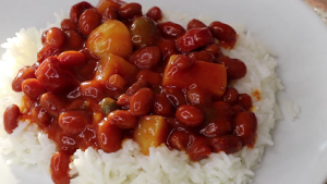 Puerto Rican Style Beans Recipe