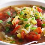 quick cabbage soup recipe