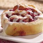 raspberry swirl sweet rolls recipe