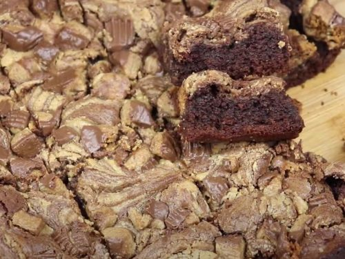 Reese's Brownie Recipe