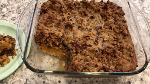 Rich Sweet Potato Casserole Recipe