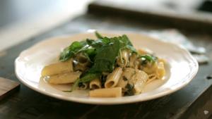 Rigatoni with Sirloin and Gorgonzola Sauce Recipe