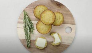 Rosemary-Corn Muffins Recipe