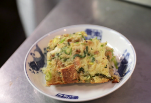 Savory Sausage and Cheddar Bread Pudding Recipe