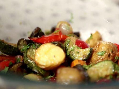 Simple Roasted Vegetables Recipe