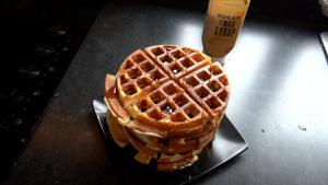 Skinny Protein Waffles Recipe