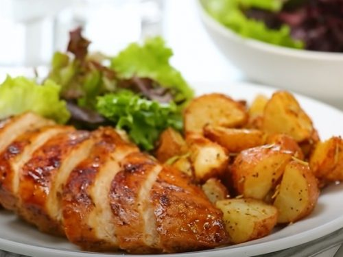 Slow-Cooker Balsamic Chicken Recipe