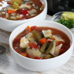slow cooker cabbage soup recipe