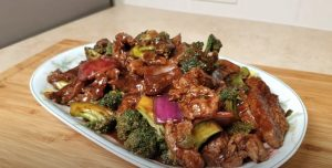 Slow Cooker Cashew Beef and Broccoli Stir Fry Recipe