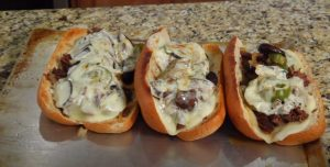 Slow Cooker Philly Cheesesteaks Recipe