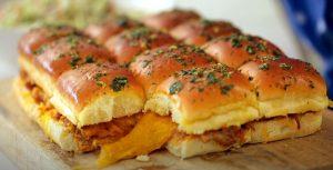 Slow Cooker Sweet Carolina Pulled Pork Sliders Recipe