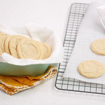 soft sugar cookies recipe