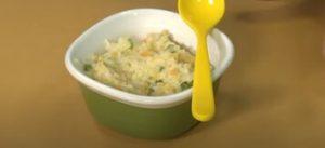 Spring Vegetable Risotto with Grana Padano Recipe