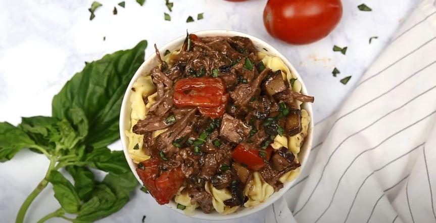 steak and tortellini salad recipe