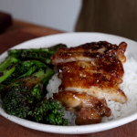 sweet island teriyaki chicken recipe