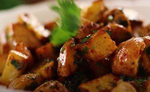 Tabasco Spicy Potatoes Recipe