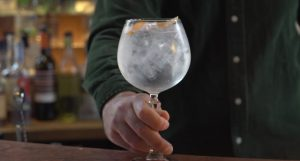 Tanqueray and Tonic Recipe