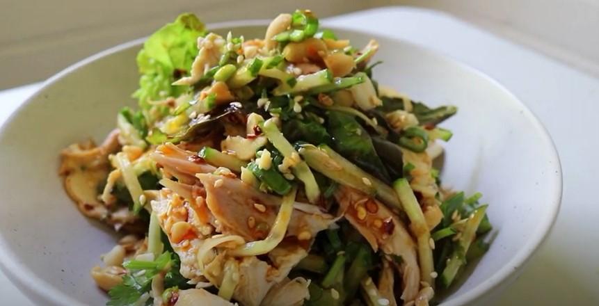 Tasty Chinois Chicken Salad Recipe