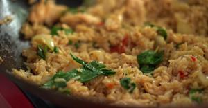 Thai-Spiced Rice Bowls Recipe