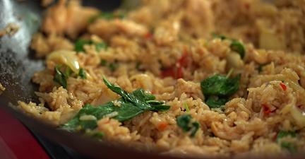 thai spiced rice bowls recipe