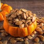 toasted pumpkin seeds teriyaki cajun style recipe
