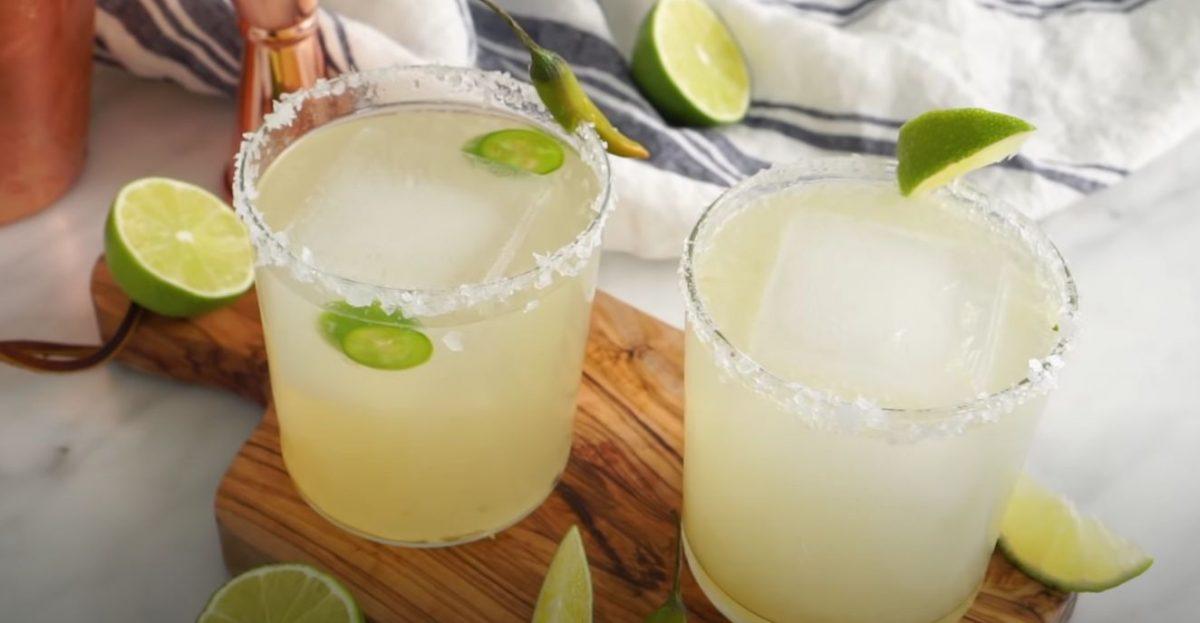 Topolo Margarita Recipe
