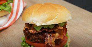 Turkey Cobb Burger Recipe