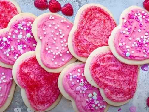 Valentine Sugar Cookie Recipe