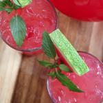 watermelon lemon lemonade recipe