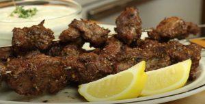 Yogurt-Marinated Lamb Kebabs Recipe