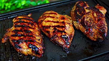 zesty bbq chicken recipe