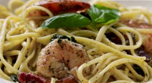 Zesty One Pot Shrimp Pasta Recipe