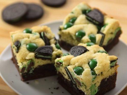 mint m&m oreo cookies recipe