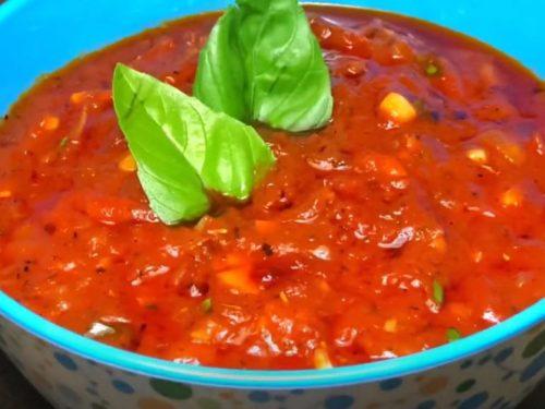 10-Minute Arrabbiata Sauce Recipe