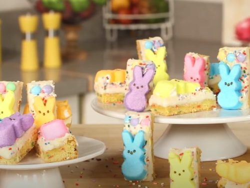 marshmallow peeps cookie sandwiches recipe