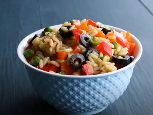 italian tuna and brown rice salad recipe